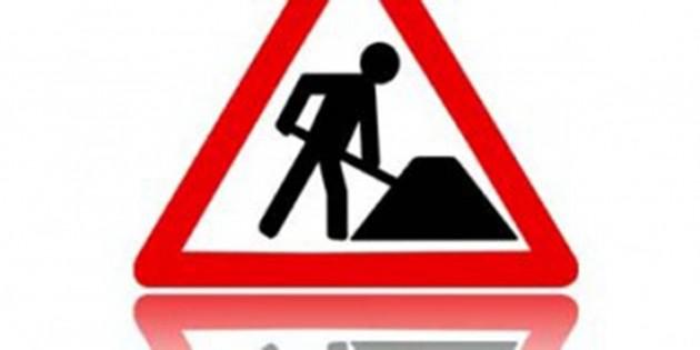 Dringende Straßensanierung