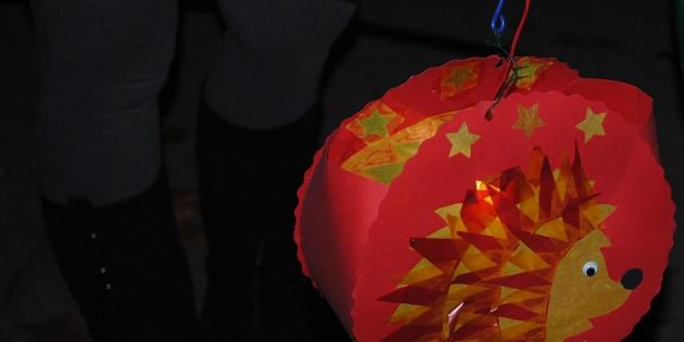 Bunt und fröhlich: Auch in diesem Jahr wird die Kreativität bei der Gestaltung der Laternen keine Grenzen kennen. Foto: Archivfoto TIP