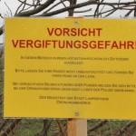 Polizei warnt vor möglichen Giftköder