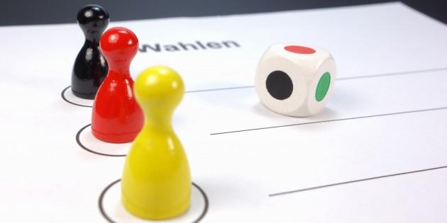 Nach der Kommunalwahl sind die Würfel für die Zusammensetzung der kommunalen Parlamente gefallen – allerdings zeichnet sich zumindest im Kreis keine einfache Regierungsbildung ab. Foto: pixybay.com
