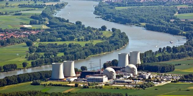 Für das Kernkraftwerk Biblis soll die Meldepflicht geändert werden – dies gab Umweltministerin Priska Hinz im Sonder-Umweltausschuss bekannt. Archivfoto: Torsten Silz/dapd