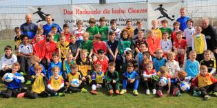 Intensives Fußballtraining startet wieder