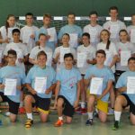 Neue Schülermentoren für den Handball-Sport