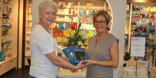 Parfümerie Offeringa bringt Lioba Lerch zum Strahlen