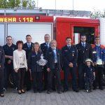 Zahlreiche Auszeichnungen an besonderem Abend der Feuerwehrfamilie