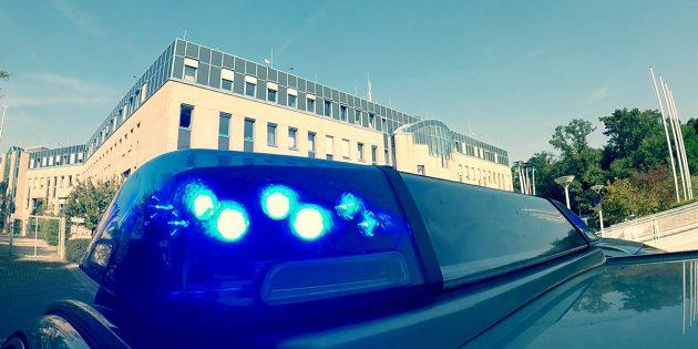Ab Oktober bietet der Praxistag einen ganz besonderen Einblick hinter die Kulissen bei der Polizei. Foto: Polizeipräsidium Südhessen