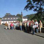 Zum Kloster Eberbach und nach Eltville