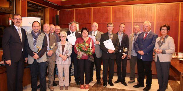 Walter Lauseker mit über 43 Jahren am längsten in der Lokalpolitik