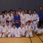Der 1. Judo-Club Bürstadt startet mit zwei Siegen in die Jugendbezirksliga-Süd