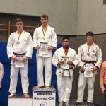 Nick Mattern vom 1. Judo-Club Bürstadt qualifiziert sich für die Deutschen U21-Einzelmeisterschaften