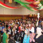 Kinderkostümfest lässt junge Partymeute feiern