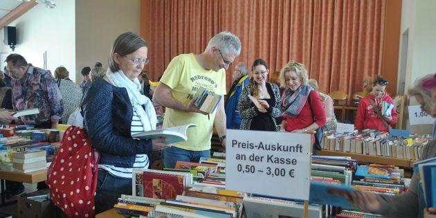 Ein wahres Paradies für Leseratten und Bücherwürmer