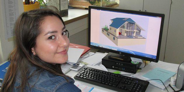 Es gibt noch freie Plätze in der Fachoberschule Bautechnik