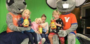 Der MäuseClub-Song begeistert alle Kids