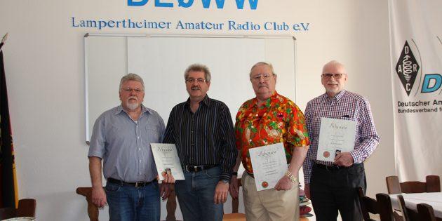 Werner Kalb zum Ehrenmitglied ernannt