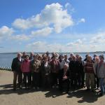 BUZ: Für die Nordheimer Vogelfreunde gab es viele Eindrücken bei der Reise nach Schleswig Holstein. Foto: oh