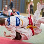 BUZ: Florian Ruckteschler konnte zuletzt sehr eindrücklich sein Judo-Können demonstrieren. Er und viele weitere sehr talentierte Kämpferinnen und Kämpfer vom 1. Judo-Club Bürstadt werden am Tag des Sports ihren Sport repräsentieren. Foto: Stephan Müller.