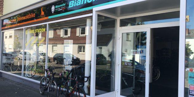 Die individuelle und persönliche Beratung sowie die maßgeschneiderte Lösung für jeden Kunden ist die große Stärke von Odenwaldbike. Foto: oh
