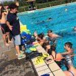 BUZ: Im Trainingslager wurde bereits intensiv gearbeitet, jetzt hoffen die Schwimmer auf entsprechend gute Platzierungen bei den Wettkämpfen. Foto: oh