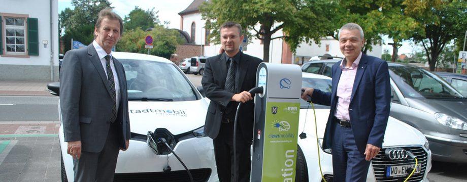 Mit alternativer Mobilität in die Zukunft