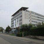 BUZ: Der Schulbau der Heinrich Metzendorf Schule heute. Foto oh