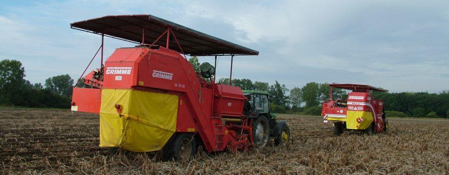 Die Landwirte der Region wehren sich gegen den Generalverdacht, für zu hohe Nitratwerte verantwortlich zu sein und bieten bei der Nitratproblematik ihre Kooperation an. Foto: oh