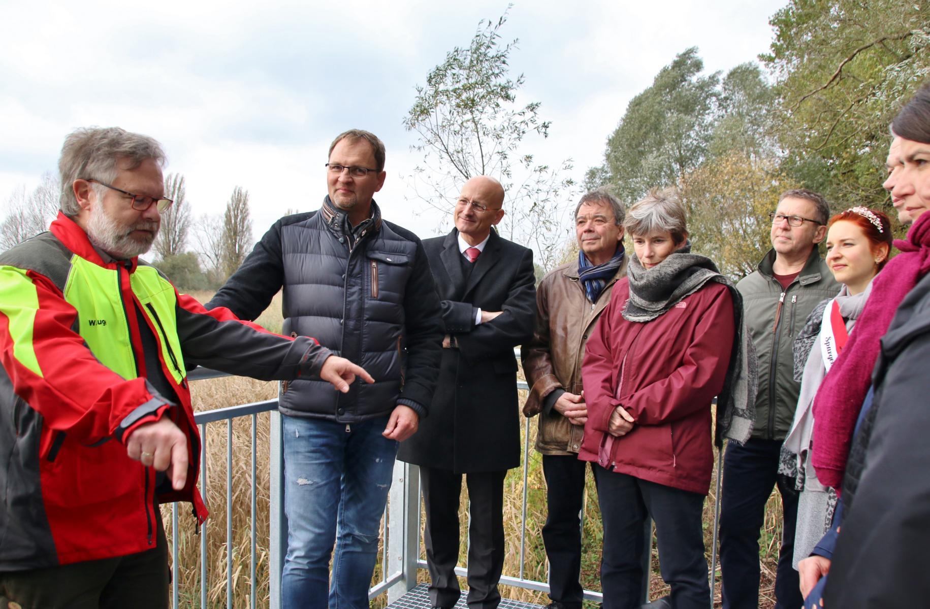 80 Jahre Naturschutzgebiet Lampertheimer Altrhein Tip Verlag