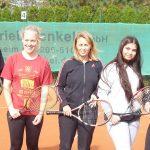 Lampertheimer Schüler entdecken Tennis für sich