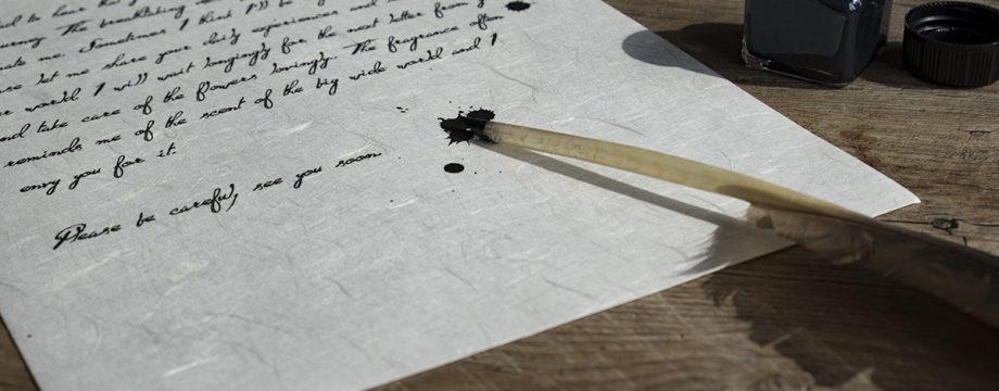 """""""Mit spitzer Feder"""" ist der Titel der mittlerweile 18. Veranstaltung der Wortkultur Lampertheim. Foto: pixabay.de"""