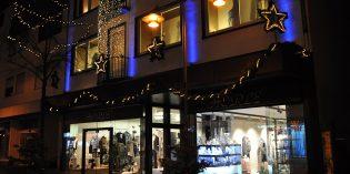 Bei Horlé wird das Weihnachtsshopping zum Erlebnis. Foto: oh