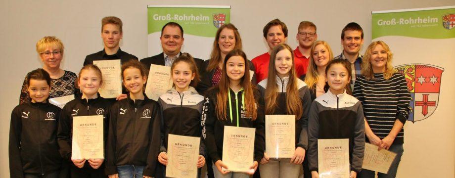 Bürgermeister Bersch ist für Groß-Rohrheim optimistisch