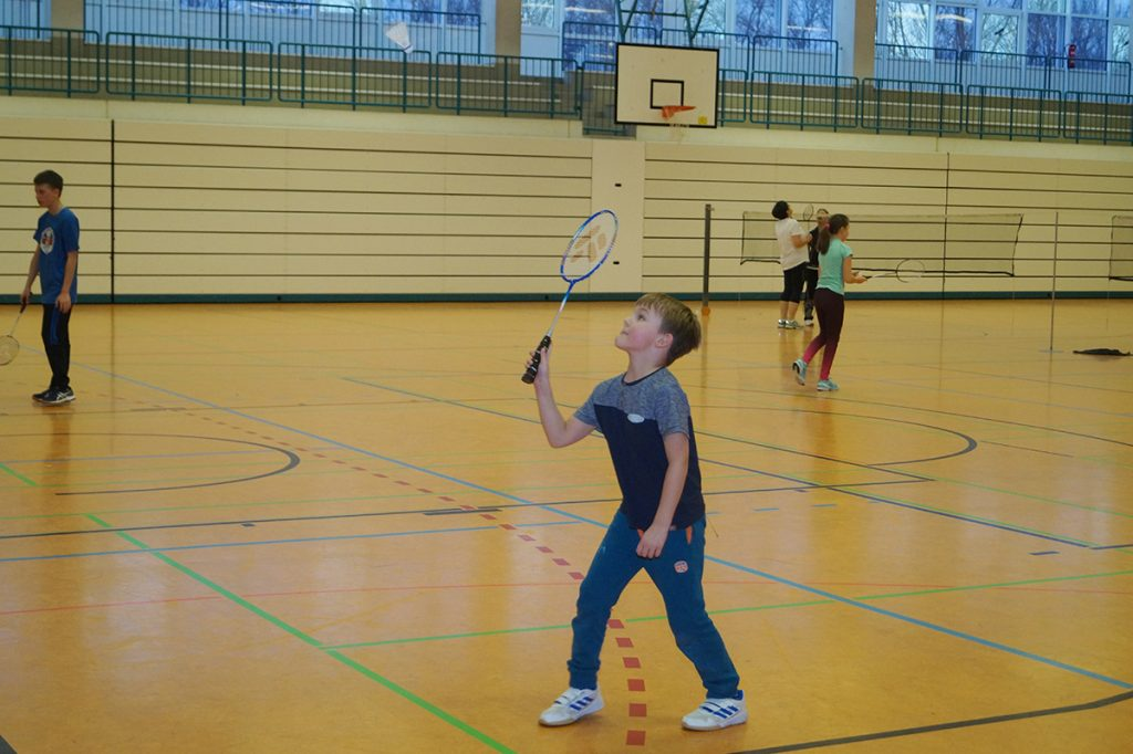 Badminton Lampertheim