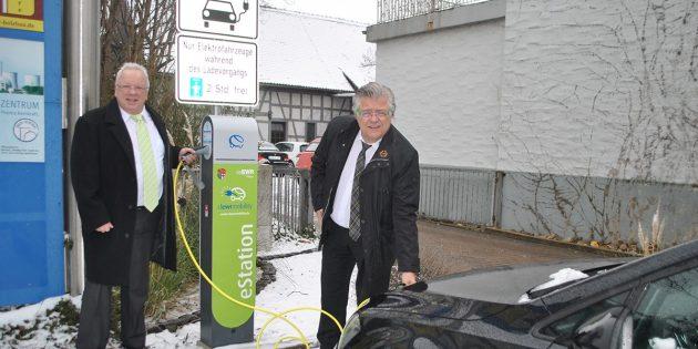 """Groß-Rohrheim sagt """"Ja"""" zur E-Mobilität"""