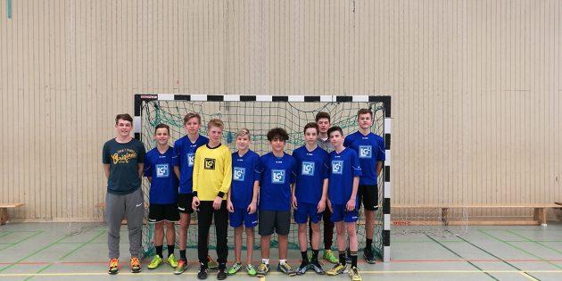 Die Handballer des LGL sicherten sich den dritten Platz. Foto: oh