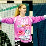BUZ: Die 27-jährige Holländerin Helen van Beurden wechselt im Sommer zu den Flames. Foto: Christoffer Borg-Mattisson