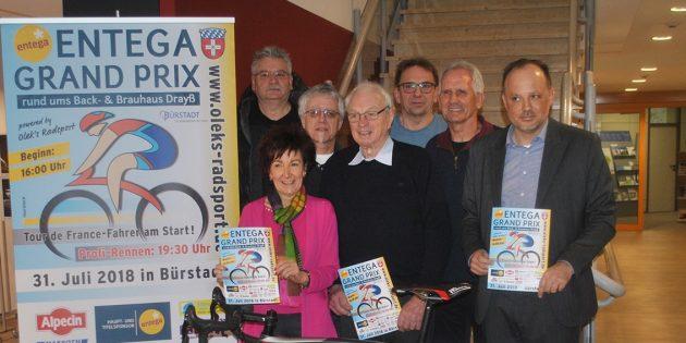 Radsportelite trifft sich erneut in Bürstadt