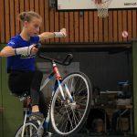 Dreifache Qualifikation für Lampertheimer Kunstradsportler