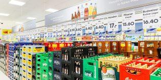 Netto ist der Lebensmittelhändler mit der größten Getränkeauswahl an Mehrwegverpackungen in der Discountlandschaft. Foto: oh
