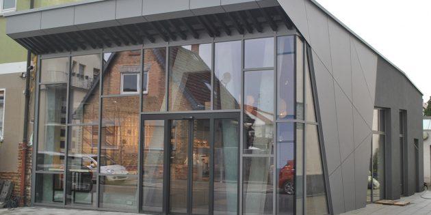 In der Bürstädter Nibelungenstraße 133 eröffnet am Mittwoch das neue Backparadies der Bäckerei Blüm. Foto: Benjamin Kloos