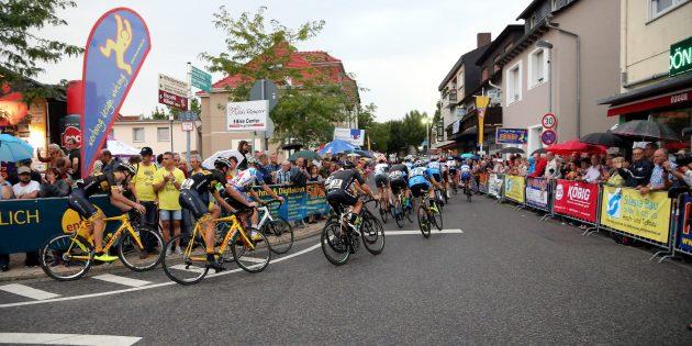 BUZ: Bald findet das nächste radsportliche Event der Region statt: Am 31. Juli wird zum ENTEGA Grand Prix rund um das Back & Brauhaus Drayß nicht nur Vorjahressieger John Degenkolb kommen, sondern einige Fahrer die man gerade bei der Tour de France sieht. Foto: oh