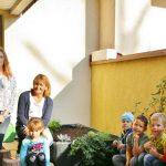 """""""Naschgarten"""" in der Kita Pusteblume dank Spende von Gerhard Kirch"""