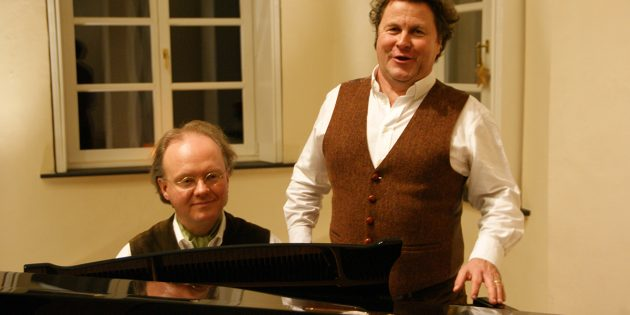 BUZ: Volkslieder, Lieder und Arien des Barocks, der Klassik und der Romantik bis hin zu Evergreens und Songs der 1980er Jahre sind am 30. Oktober von Christoph von Weitzel zu hören. Foto: oh