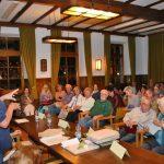 Der Lampertheimer Dialekt ist attraktiv und verträgt viel Humor, wie sich auch beim 2. Dialekt-Treffen zeigte. Foto: Hannelore Nowacki