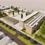 Die Schillerschule Bürstadt wird nach der Modernisierung und dem Umbau in neuem Glanz erstrahlen. Foto: Architekten Klinger Brückmann