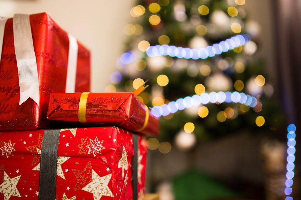 Sparkasse Weihnachtskugel Spiel