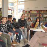 Mit Krimi Freude am Lesen vermittelt