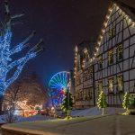 Der Bensheimer Weihnachtsmarkt bietet eine besondere Atmosphäre und attraktive Angebote. Foto: T. Neu/Stadt Bensheim
