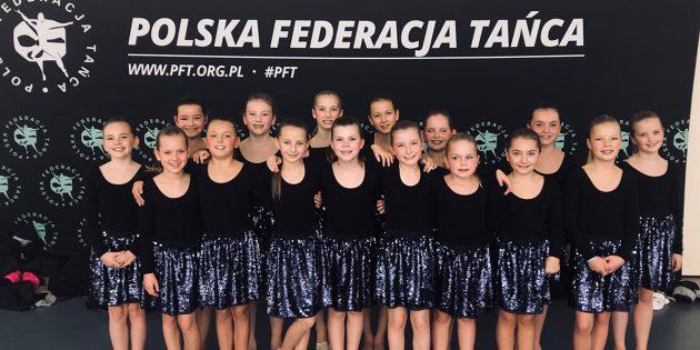 """Mit einer tollen tänzerischen Leistung belegte """"MIO"""" den neunten Platz bei der Weltmeisterschaft im Jazz- und Modern Dance. Foto: oh"""