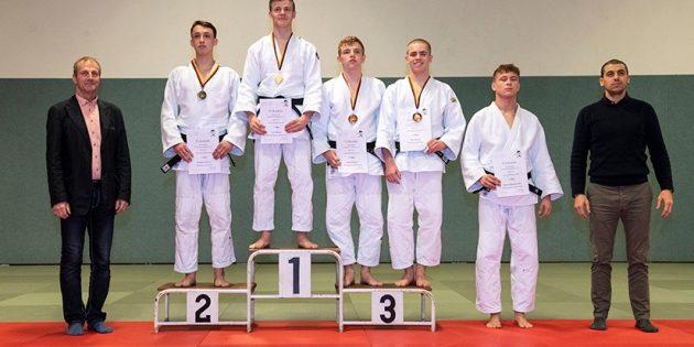 BUZ: Ian Störmer belegt Platz 3 bei Sichtungsturnier des Deutschen Judo-Bundes in Strausberg