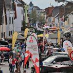 Der Bürstädter Frühjahrsmarkt ist ein Anziehungspunkt für die ganze Region – so auch in diesem Jahr am 13. und 14. April. Archivfoto: Hannelore Nowacki